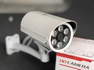 Image 3 - 4.0MP 2MP AHD מצלמה אבטחת מעקב וידאו חיצוני מצלמה עמיד HD CCTV מצלמה 4MP 6 * מערך אור 50M ראיית לילה