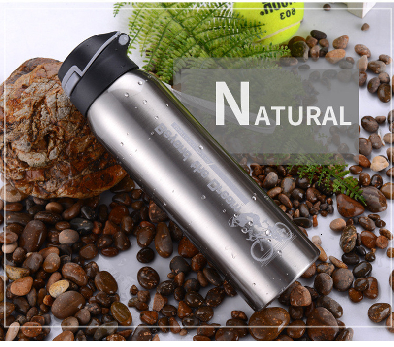 H90c10de1ce5648f9b113b0d41f36018fi 500ML Sport thermos water bottle Thermo Mug Stainless Steel Vacuum Flask mug with straw Insulation Cup Thermoses tthermal bottl