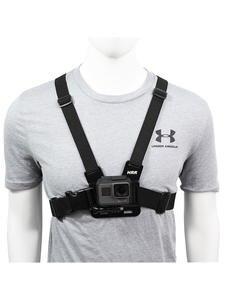 Chest Strap mount belt for Gopro hero 8 7 6 5 4 3+ Xiaomi yi 4K DJI OSMO Action camera