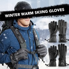 Skiing-Gloves Cycling Water-Resistant Winter Women Windproof for Climbing