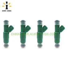 CHKK-CHKK Remanufacture Fuel Injectors OEM 0280155968 440cc for Chevrolet Pontiac Ford Ford BMW Chrysler