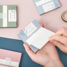 Креативный выдвижной липкий блокнот «сделай сам» бумага для