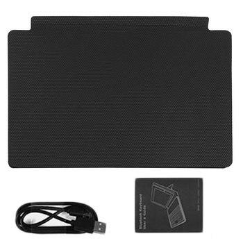 Wireless Bluetooth Keyboard Case Ultra Slim Aluminium Keyboard For Microsoft Surface Pro3 Pro4 Pro5 Detachable Keyboard Cover