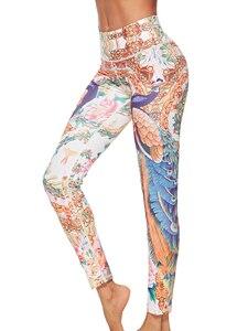 Leggings de flores estampadas, de alta qualidade, plus size, leggins, calças esportivas, moda feminina, roupas de inverno, sem costura