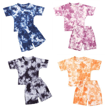 Infant Babies Short-Sleeve Sets
