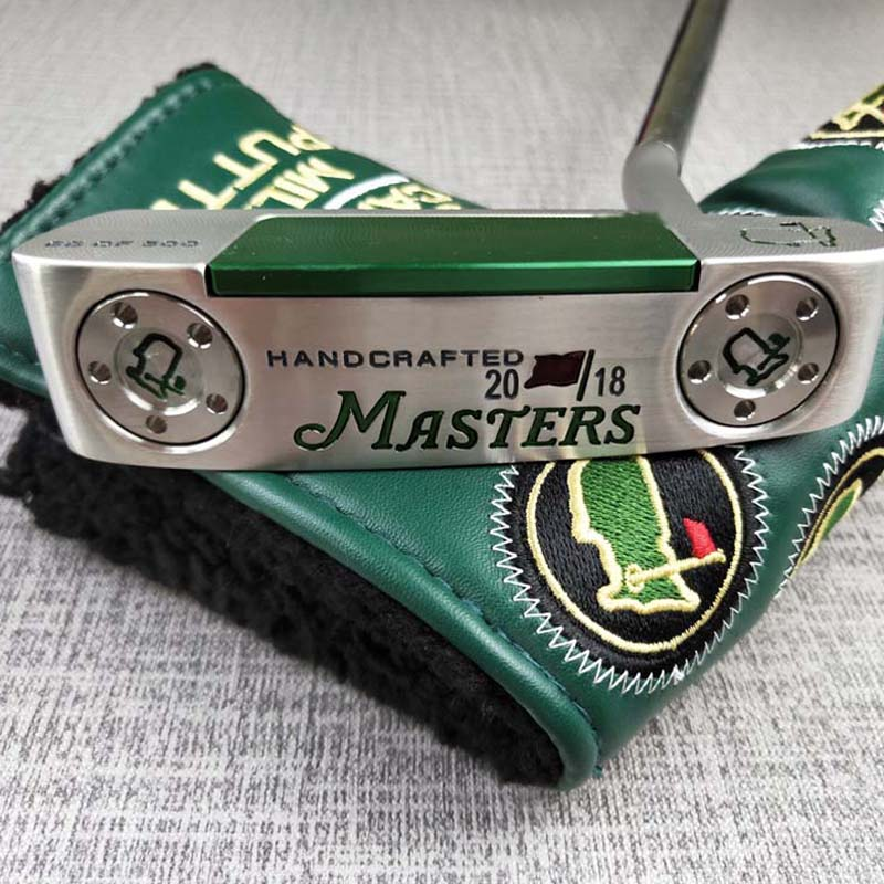 MASTERS Map Golf Putter 32 33 34 35 36 Inch With Putter Steel Golf Shaft Clubs Free Shipping