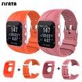 Силиконовый ремешок FIFATA, защитный чехол для Polar M430 M400, спортивный ремешок для часов + защитная оболочка для Polar M400 / M430