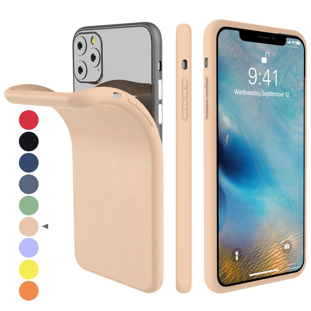 Torubia Silicone Case for iPhone 11/11 Pro/11 Pro Max 109