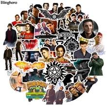 Blinghero 50шт/комплект прохладный ТВ-шоу граффити наклейки камера ноутбук наклейки мультфильм телефон альбом скрапбукинг BH0542
