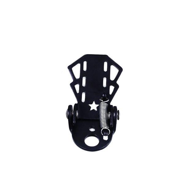 Pedał bezpieczeństwa rower podnóżek tylne siedzenie rowerowe części metalowe dziecko zagęszczające rowery zewnętrzne akcesoria rowerowe kołki poduszka