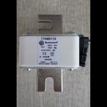 Предохранитель постоянного тока bussmann 170m6110 630a 700v