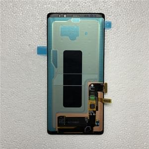 Image 2 - מקורי AMOLED עם שחור נקודות תצוגה עבור SAMSUNG Galaxy NOTE8 LCD N950U N950I N950F תצוגת מגע מסך הרכבה