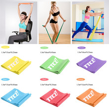 Fitness yoga products gym training bands set Home exercise e