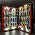NEUE AUF LAGER Marvel Avenger Iron Man Legoset Sammlungen Buch 52 fakten Bausteine Spielzeug Memorial Tonny Geschenke lepinblocks