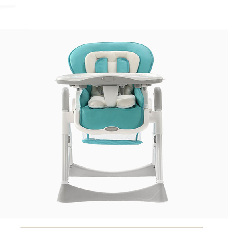 Baby High Food Feeding Chair New Product Foldable Portable Multifunction Multi-range Adjust Children Increase Seat For Gift