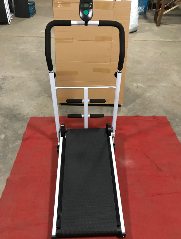 Multifunction Treadmill 3 In 1 Mute Run Belt Treadmill Twisting Waist Machine 300kg Bearing Fitness Equipment HWC