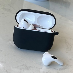 Image 5 - Soft Silicone Case for Airpods Pro Case Wireless Bluetooth Case for Airpod 3 Case Cover for Air Pods 3 Earphone Accessorie