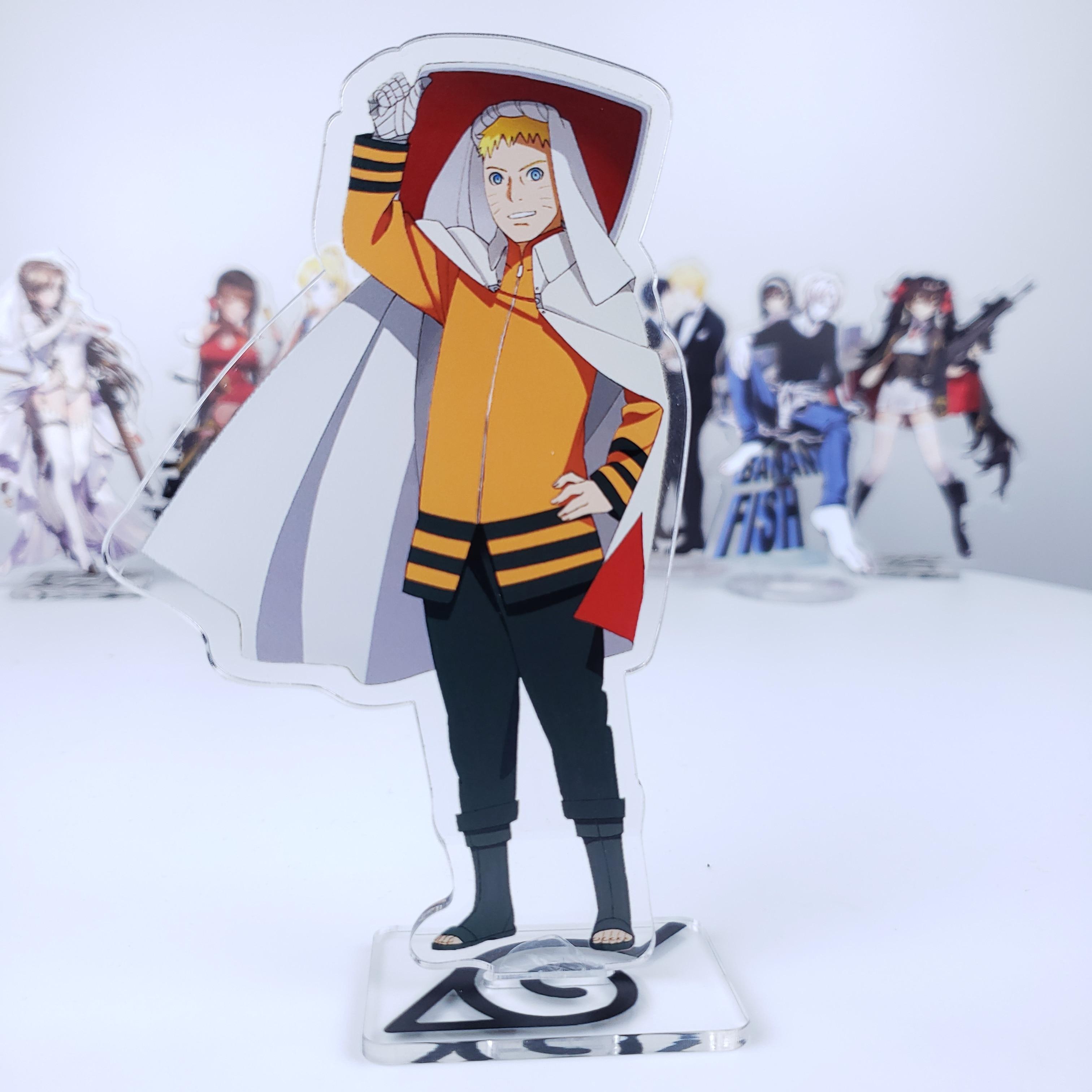 Anime Naruto Hyuga Hinata Acrylic Stand Figure Collection Decor Figure Gift 15cm