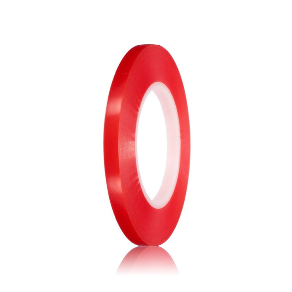 3M/Roll Double-sided Strong Transparent No Trace Acrylic Adhesive Tape 6/8/10/12/15MM Reusable Waterproof Home Improvement Tape 2