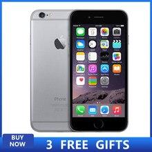 Gebruikt Originele Apple Iphone 6 Smartphone 1Gb Ram 16/32/64/128Gb Rom Vingerafdruk Lte 1.3MP Mobiele Telefoon