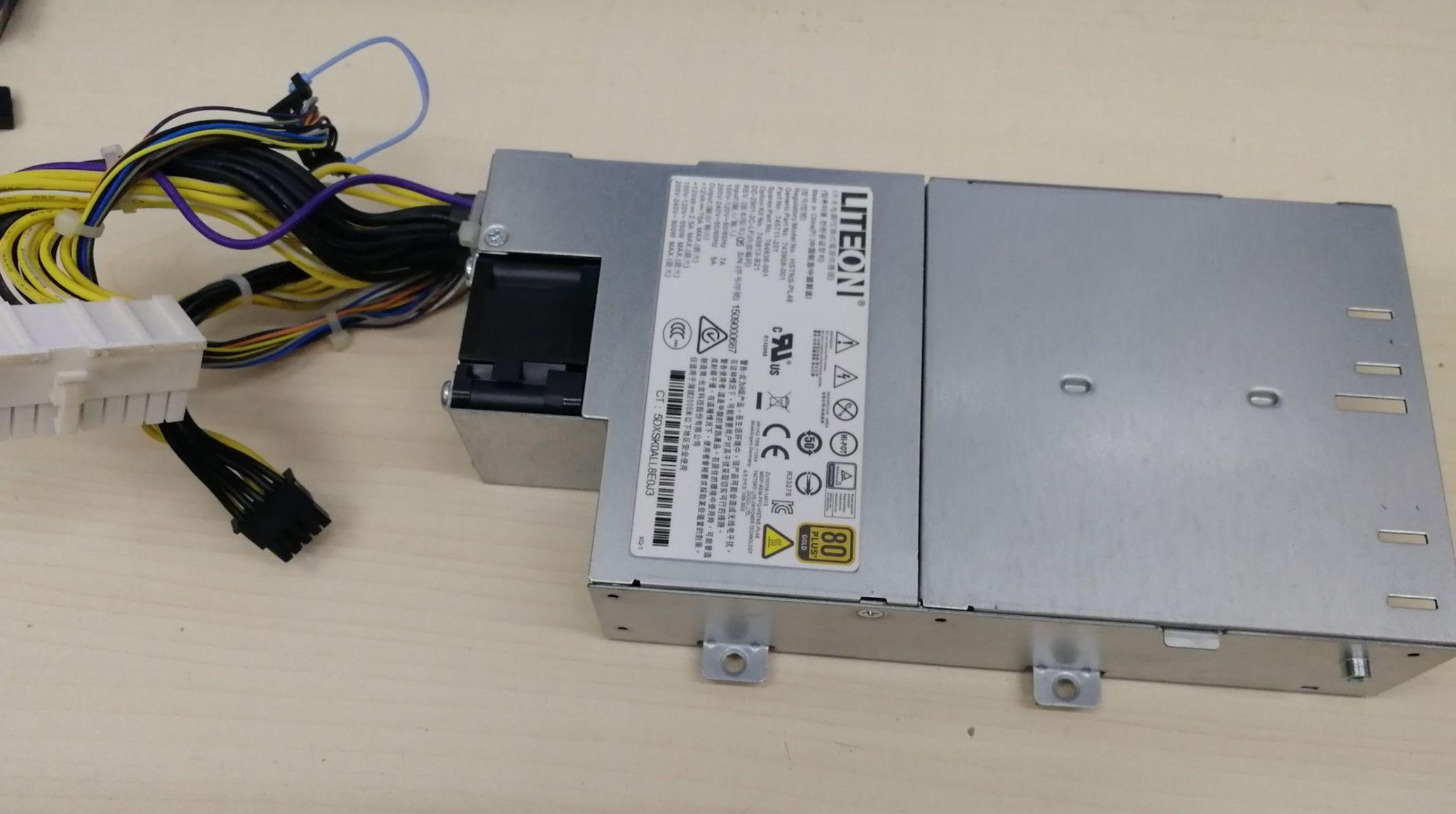 HP 745711-201 743908-001 784636-001 HSTNS-PL48 745813-B21 SERVER POWER SUPPLY