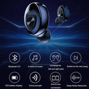 Image 4 - XG12 Bluetooth5.0 Headset TWS Binaural Stereo Earphones Wireless sSports Mobile Phone Universal