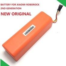 חדש מקורי החלפת סוללה לxiaomi ROBOROCK שואב אבק S50 S51 S55 Mijia Gen 1st אבזר חלקי