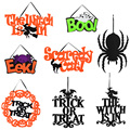 Halloween Party Dekoration Happy Halloween Kürbis Hängen Ornamente Hangtag für Home Halloween Dekoration Horror Haus