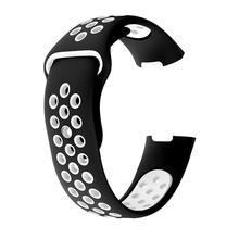 Новый подходит для fitbit charge3 часы силиконовый смарт браслет