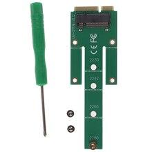 Adapters Msata NGFF Convert-Card 2230-2280 SSD To Male B Key M.2