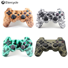 Bluetooth Controller For SONY PS3 Gamepad For Play Station 3 Wireless Joystick For Sony Playstation 3 PC  high quality Controle цена и фото