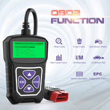 OBD Scanner Engine-Analyzer Car-Diagnostic-Tool OBDPROG Codes Read MT100 Clear