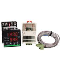 Rail Type Installation Intelligent Temperature Humidity Controller Instrument incubat Warehouse Hatching Greenhouse Breeding