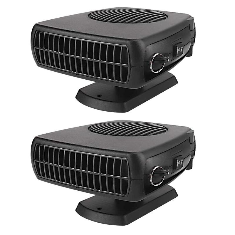 150W Defrosting Electric Heater Defrost and defogging cool and warm dual-use 12V
