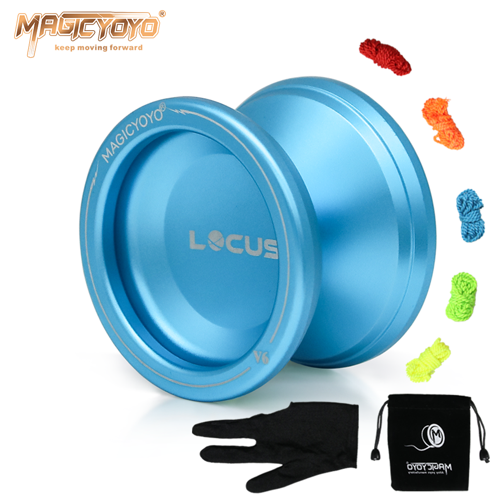 Quality High Speed Metal Responsive YoYo 5 Colours! Toys Free Delivery