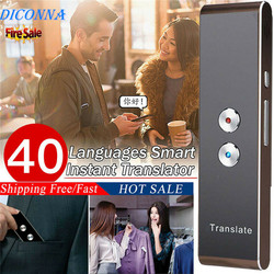 T8 Smart Voice Translator Portable Two-Way Real Time Multi-Language Translation
