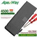ApexWay 10.95V 4500mAh a1322 batterie pour macbook pro 13
