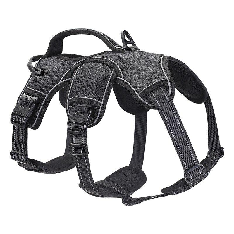 2020 New Style Pet Supplies Medium Large Dog Dog Chest And Back Horseback-Dog Breast Collar