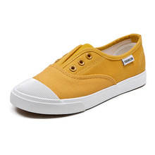 Womens Fashion Sneakers Casual Canvas Shoes Woman Flats Classics Vulcanize Shoes Ladies Low-top Loafers Students Skateboarding vans skateboarding shoes original old skool low top classics unisex men s
