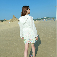 Casual Summer beach Sun Protection Women Blouse Tops Women Long Thin Cardigan Modal Sun Protection Clothing Tops Women shawl women s long sleeve sun protection short tops fishing clothing