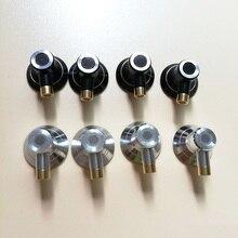 Самодельные наушники, металлический корпус для наушников DIY 15,4 мм, корпус для наушников Mmcx, корпус для ушей, металлический корпус, 1 пара