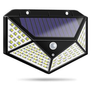 114 LED Solar Light PIR Motion