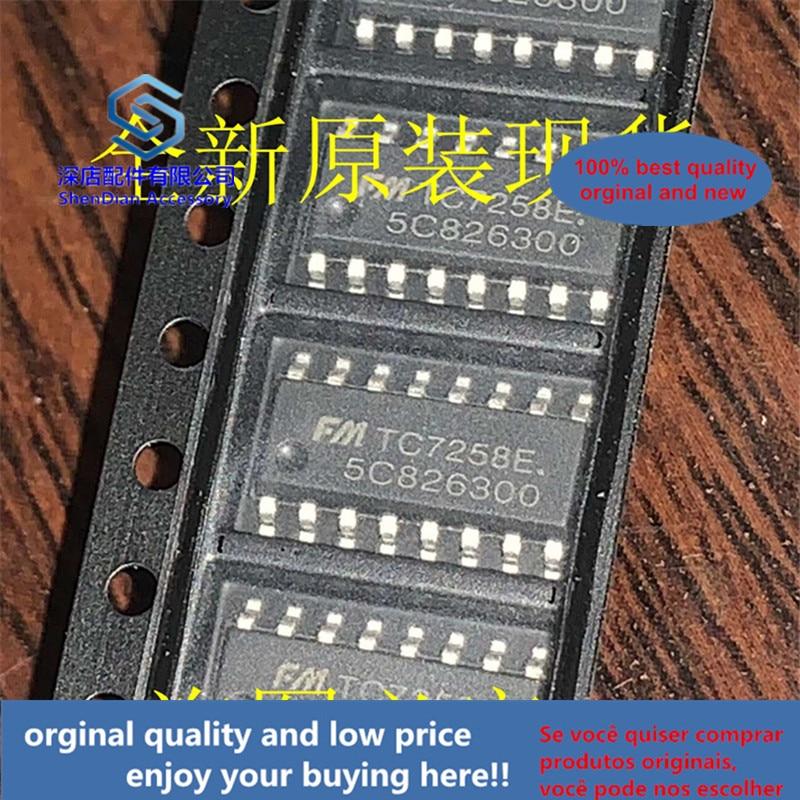 20pcs 100% Orginal And New TC7258E FM SOP16 Best Qualtiy