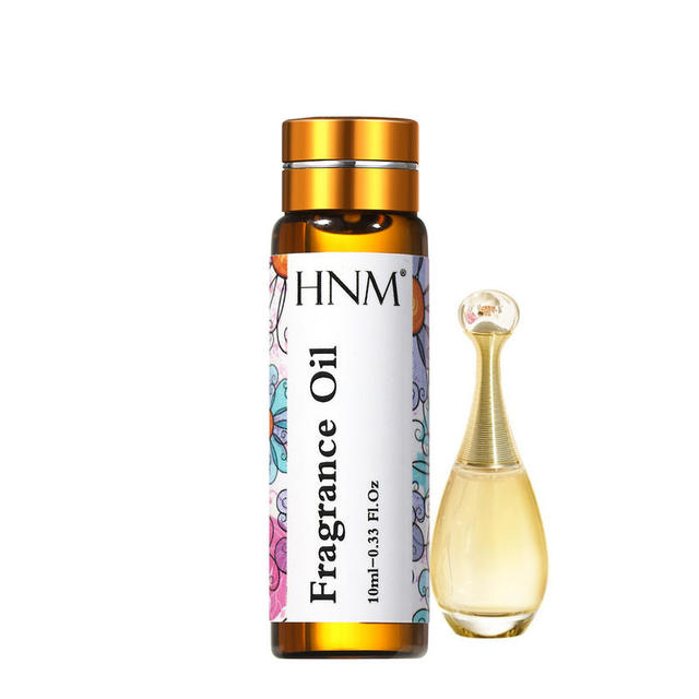 HNM Black Opium Fragrance Oil 10ML Perfume Diffuser Aromatic Essential Oils Jadore Angel Coconut&Vanilla White Musk Magnolia Oil 2