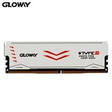 Gloway typu B serii DDR4 8 gb * 2 16 gb 3000 mhz RGB pamięci RAM do gier pulpit dimm z wysoka wydajność pamięci ram