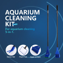 цена на Aquarium Cleaner Glass Brush Fish Tank Cleaning Fish Tank Glass Cleaner Brush Algae Scraper for Aquarium Fish Tank glass scraper