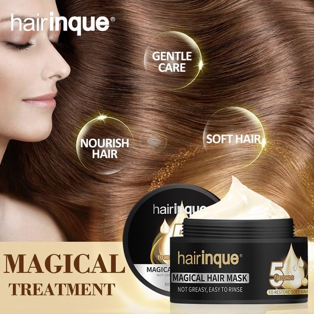 HAIRINQUE 50ml masque capillaire hydratant Soins capillaires Bella Risse https://bellarissecoiffure.ch/produit/hairinque-50ml-masque-capillaire-hydratant/