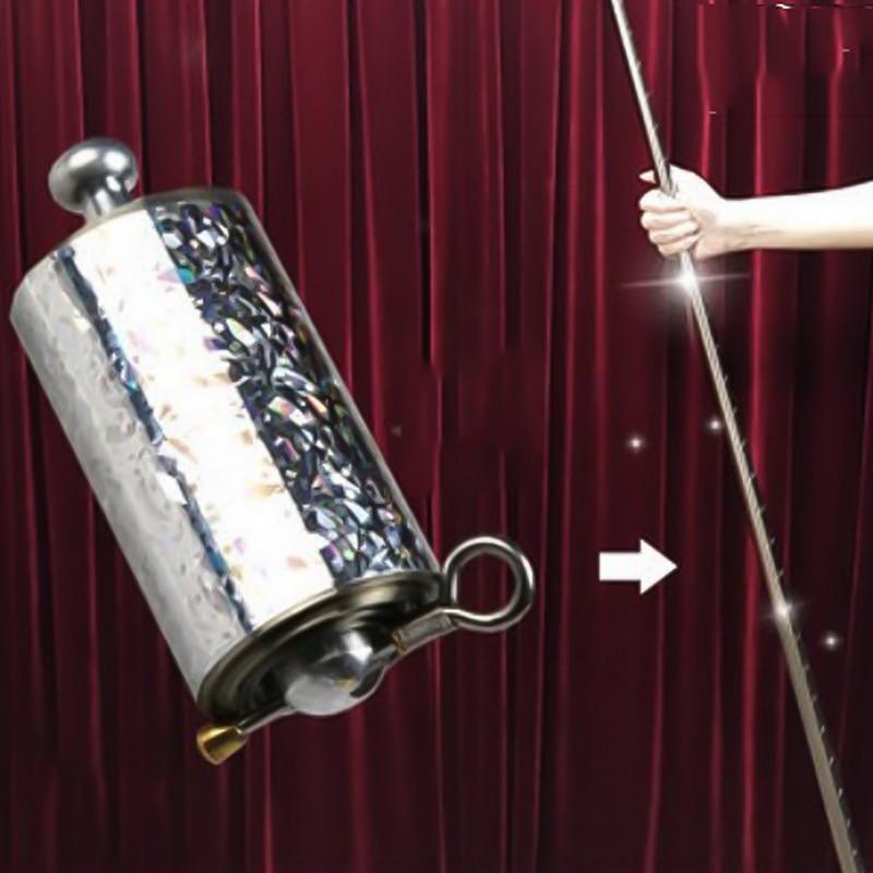 Карманная телескопическая палочка для самообороны из нержавеющей стали, портативные металлические удлинители для боевых искусств и предс...