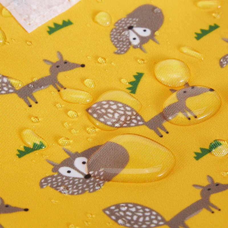 Multifunctional Baby Diaper Organizer Reusable Waterproof Fashion Prints Wet/Dry Bag Mummy Storage Bag Travel Nappy Bag