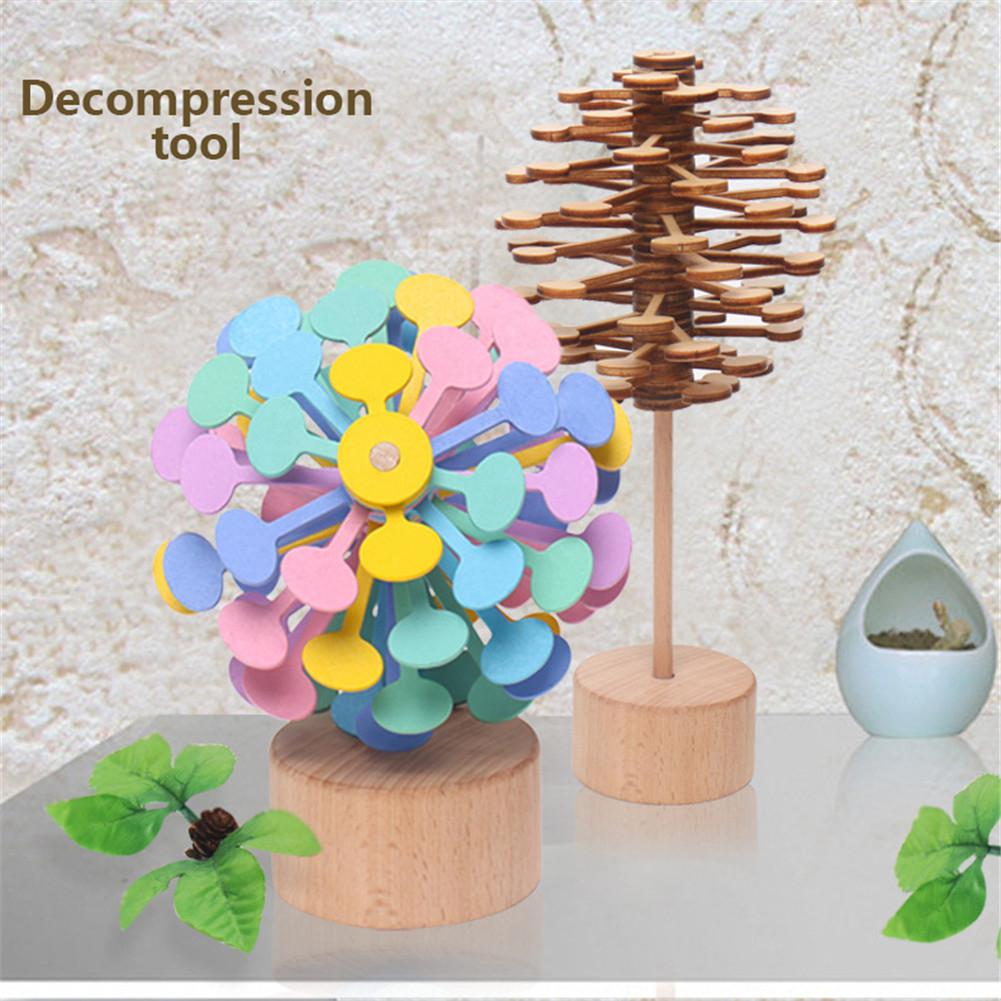 Kuulee Wooden Reduced Pressure Stick Toy Office Decoration For Obsessive-compulsive Disorder Adults